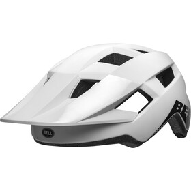 Bell Spark Helm matte/gloss white/black
